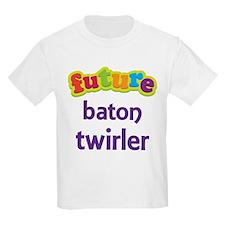 Future Baton Twirler T-Shirt