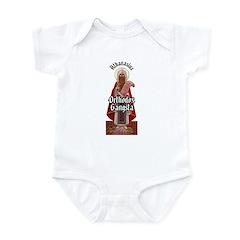 Orthordox Gangsta Infant Bodysuit