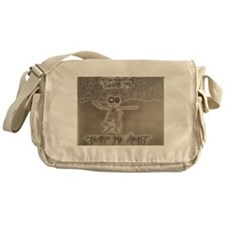 Garden of Sorrow Messenger Bag