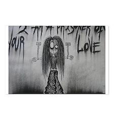 Prisoner of Your Love Postcards (Package of 8)