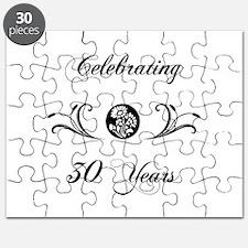 30th Anniversary (b&w) Puzzle