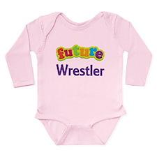 Future Wrestler Onesie Romper Suit