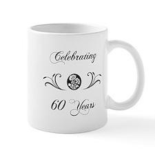 60th Anniversary (b&w) Mug