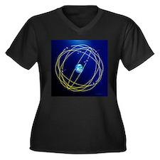 Galileo navigation satellite network - Women's Plu