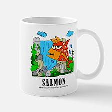 Cute Salmon Mug