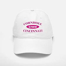 Cornhole Crew Cincinnati Baseball Baseball Cap