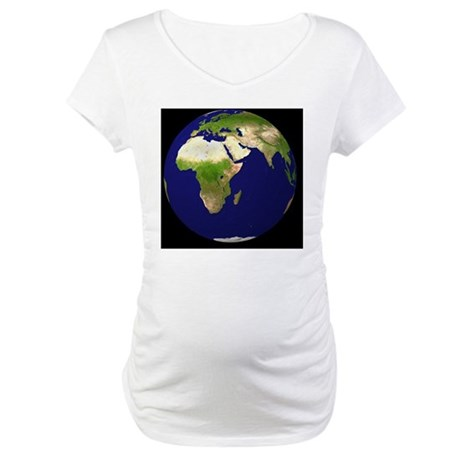 Earth - Maternity T-Shirt