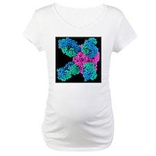 Flu virus surface protein and antibody - Shirt