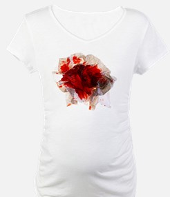 Blood stained tissue - Shirt