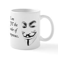 Anonymous People Mug