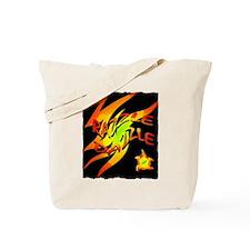 razzle dazzle art illustration Tote Bag