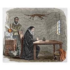 John Dee and Edward Kelly - King Duvet