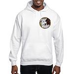 Skeeter's Tri Hooded Sweatshirt, Pocket