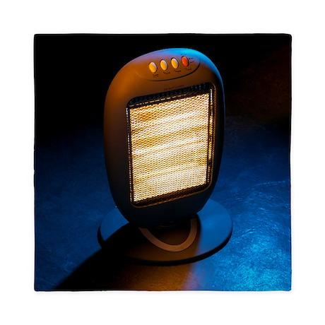 Electric heater - Queen Duvet