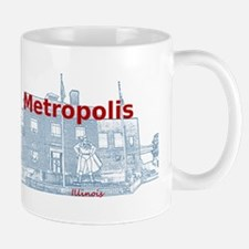 Metropolis Superman Mug
