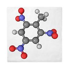 TNT molecule - Queen Duvet