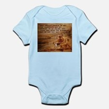 What Really Counts - John F Kennedy Infant Bodysui
