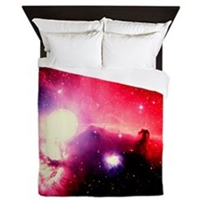 Optical image of Horsehead Nebula and sur - Queen