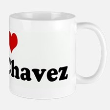 I Love Hugo Chavez Mug