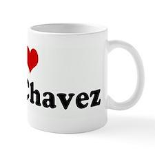I Love Hugo Chavez Small Mug