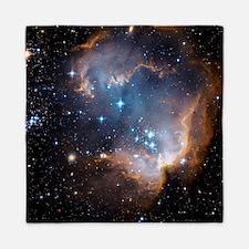 Starbirth region NGC 602 - Queen Duvet