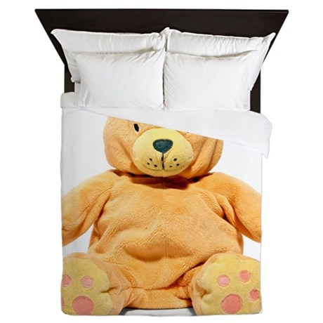 Teddy bear - Queen Duvet