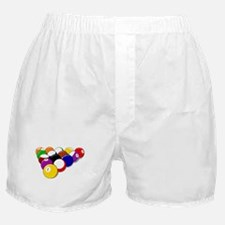 Eight Ball Rack Boxer Shorts