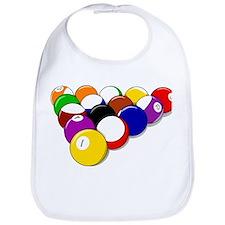 Eight Ball Rack Bib