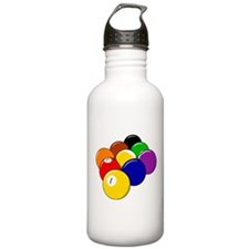 Nine Ball Rack Water Bottle
