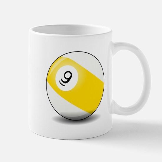 Nine Ball Mug