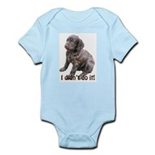 boykin spaniel puppy Infant Bodysuit