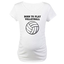 Born To Play Volleyball Shirt