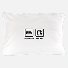 Swing Dancing Pillow Case