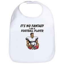 I Am A Football Player Bib