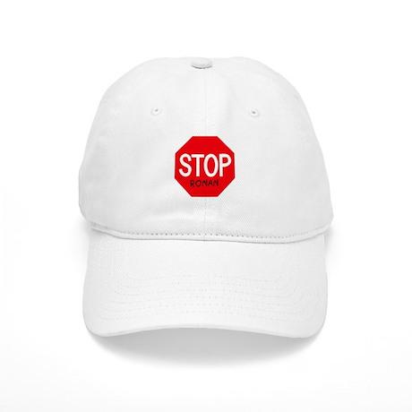 Stop Ronan Cap