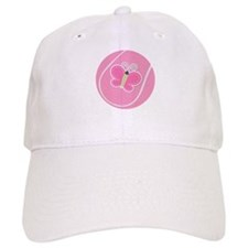 Tennis Ball Butterfly Cap