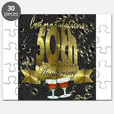 50th anniversary congradulations Puzzle