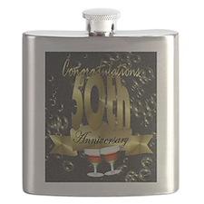 50th anniversary congradulations Flask