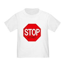 Stop Romeo T