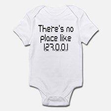 Home (dots) Infant Bodysuit