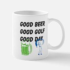 Good Golf Good Day Mug