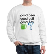Good Golf Good Day Sweatshirt