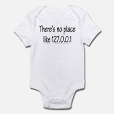 Home (text) Infant Bodysuit
