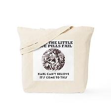 Limp Karl Tote Bag