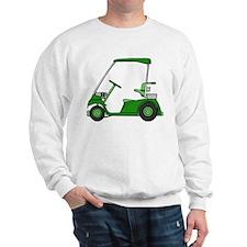 Green Golf Cart Jumper