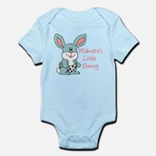 Memere Little Bunny Infant Bodysuit