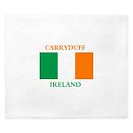 Carryduff Ireland King Duvet
