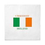 Carryduff Ireland Queen Duvet