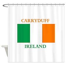 Carryduff Ireland Shower Curtain