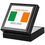 Carryduff Ireland Keepsake Box